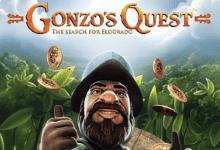 Gonzo's Quest: Σε αναζήτηση θησαυρών με τον Gonzo