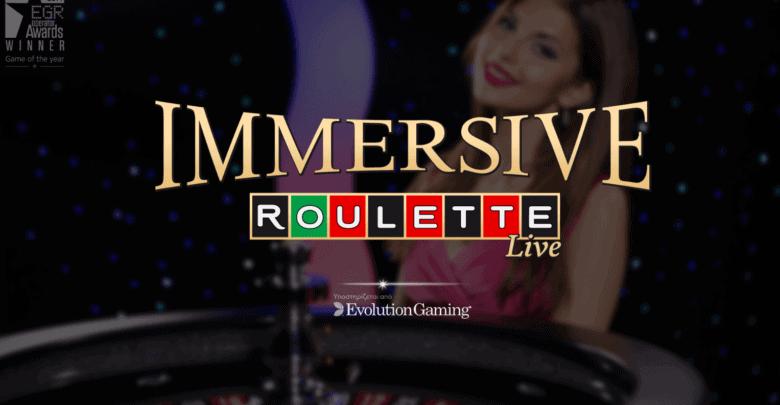 live casino dealers immersive roulette