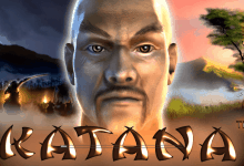 Katana: Στην εποχή των Σαμουράι με την Novomatic